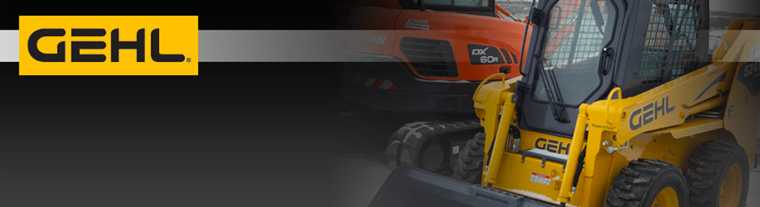 GEHL Equipment now available at STEC Outdoor Power